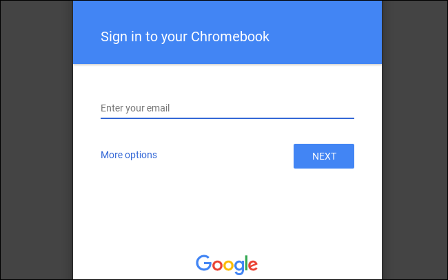 Image result for signing into chromebook