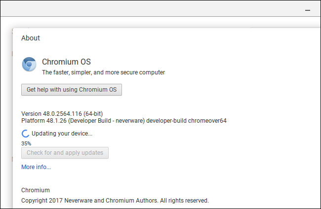 download chromium os for chromebook