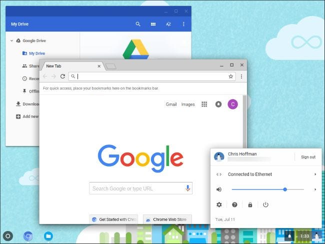 How to Install Chrome OS from a USB Drive and Run It on Any PC
