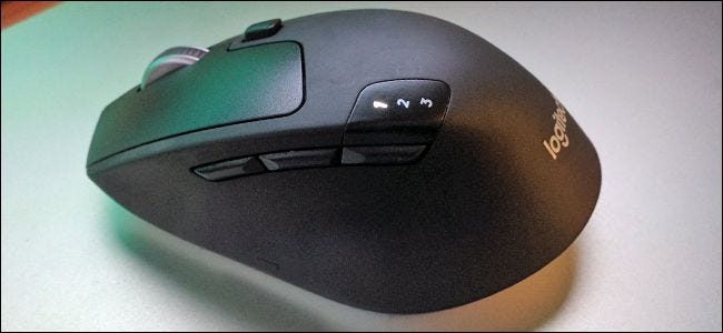 are multiple computer mouses called mice