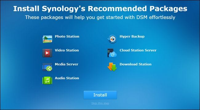 How to Set Up and Get Started with Your Synology NAS