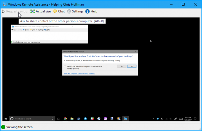How to Remotely Troubleshoot a Friend's Windows PC Without
