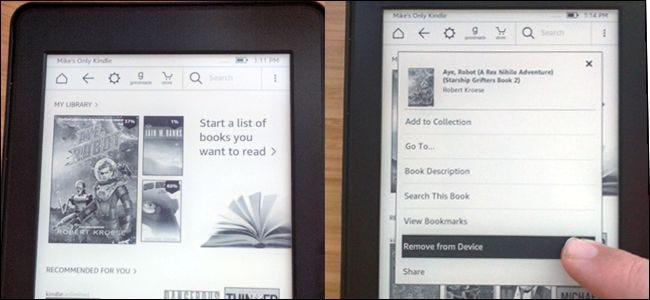 to kindle books you library can