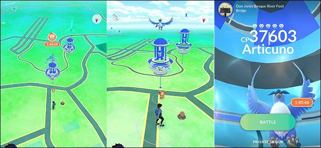 How to Catch Legendary Pokémon in Pokémon Go