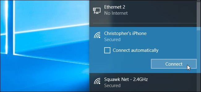 How to Limit Windows 10's Data Usage While Tethering