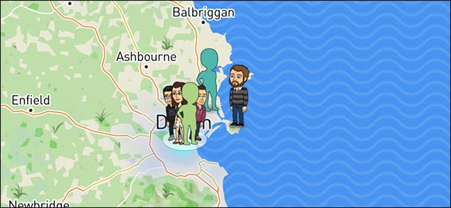 Snapchat's New Map Feature, Explained (and How to Disable It) on georgia tech map, uc irvine map, otterbein map, nau map, gmu map, bsu map, cmu map, uiuc map, vassar map, birmingham map, notre dame map, lehigh map, skidmore map, fordham map, george mason map, foggy bottom map, villanova map, lee university campus map, umd map, amherst map,