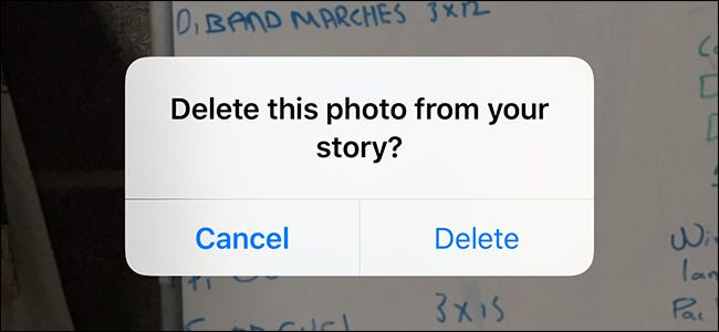 how to delete your photos on computer instagram