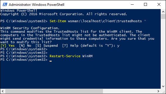 How to Run PowerShell Commands on Remote Computers