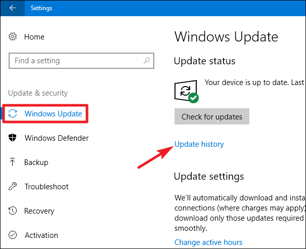 How to Roll Back Builds and Uninstall Updates on Windows 10