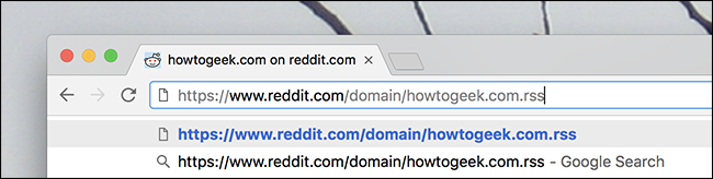 How to Get an RSS Feed For Any Subreddit
