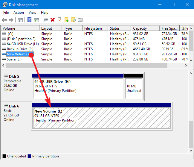 How to Manage Partitions on Windows Without Downloading Any