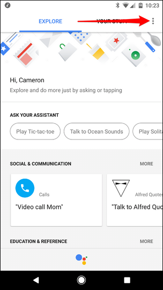 How to Disable Google Assistant (or At Least Take Its Shortcut Back)
