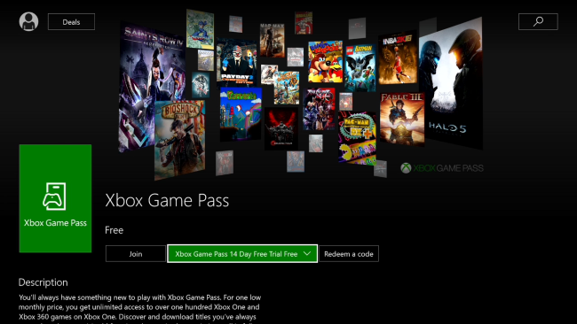 free game download codes xbox one