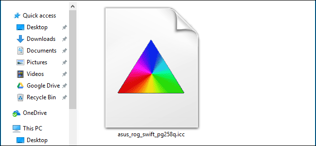 Color Profiles Also Known As ICC Or ICM Files Contain A Collection Of Settings That Help Calibrate How Colors Appear On Your Monitor You Can Install Them