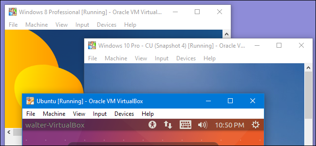 create vm on mac