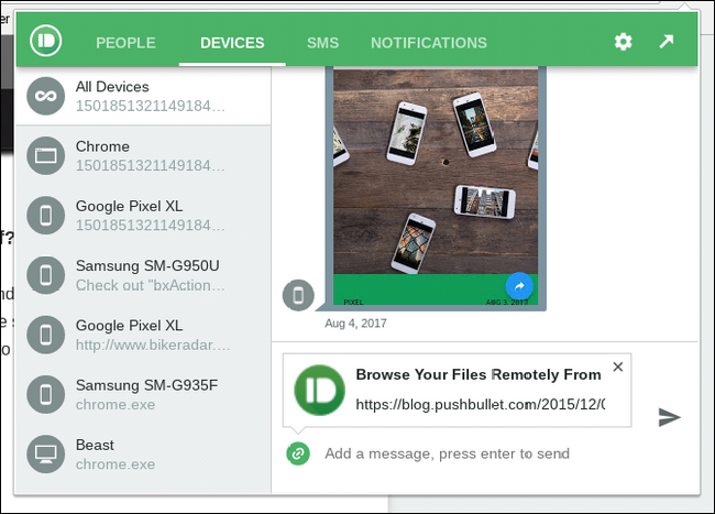 How to Use Pushbullet to Sync All Sorts of Stuff Between Your PC and