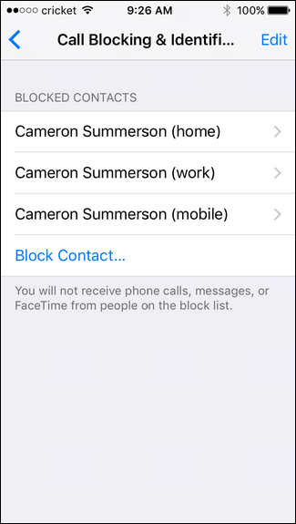 How to Block Calls from a Certain Number on an iPhone