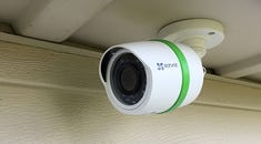 How to Install a Wired Security Camera System