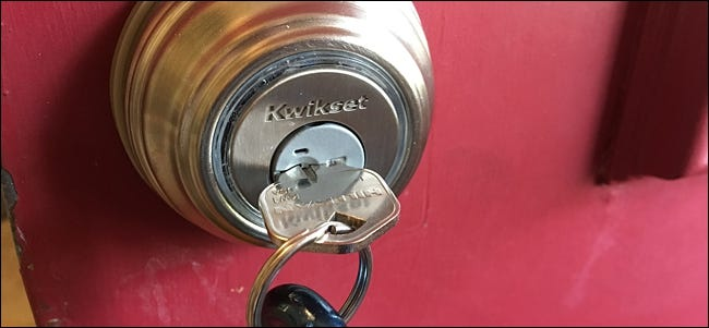 how to re key your kwikset smartkey lock to your previous key. Black Bedroom Furniture Sets. Home Design Ideas