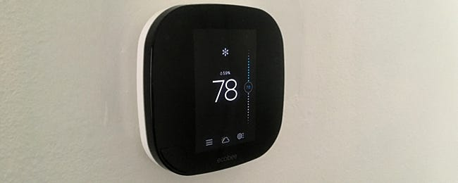 How to Get the Most Out of Your Ecobee Smart Thermostat