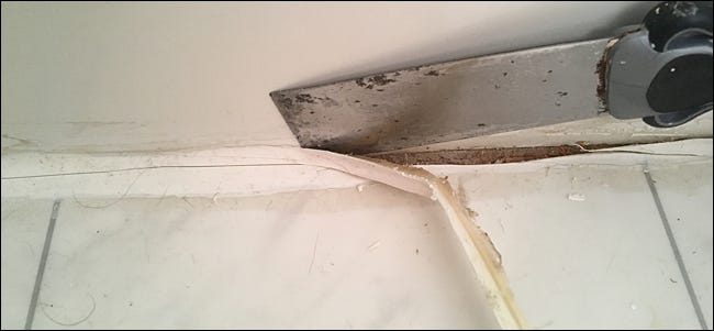 How To Re Caulk Areas In Your Bathroom Or Kitchen