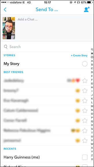 How to Screenshot and Share Snapchat Snaps
