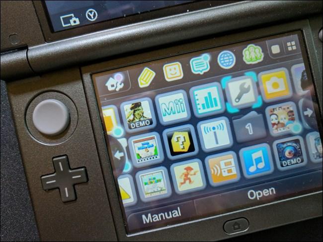 Factory Reset a Nintendo 3DS