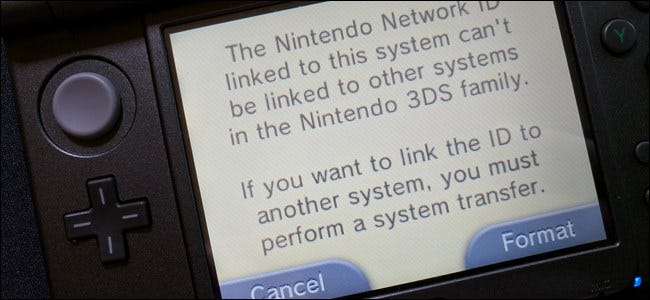 How to Factory Reset Your Nintendo 3DS