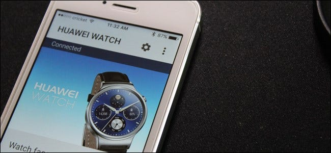 10f63800a How to Use Android Wear with an iPhone
