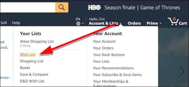 bb8b97a49a Your Amazon Wish List Is Public By Default. Here s How to Make It ...