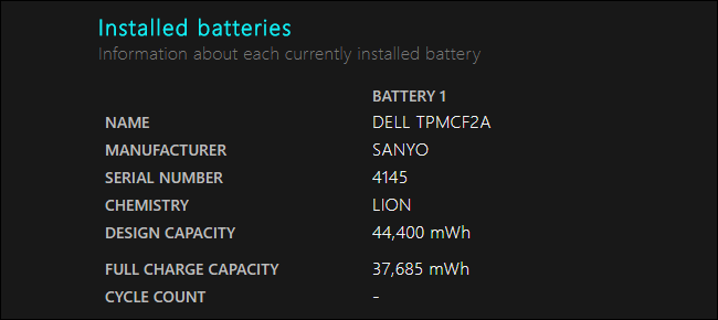 How to Generate a Battery Health Report on Windows 8 or Windows 10