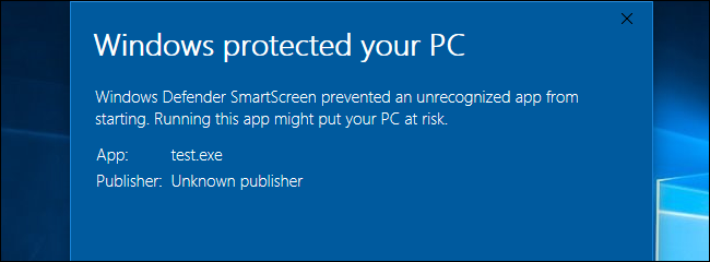 "What Is ""SmartScreen"" and Why Is It Running on My PC?"