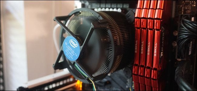 Brilliant How Much Better Are Aftermarket Cpu Coolers Than Intels Beutiful Home Inspiration Aditmahrainfo