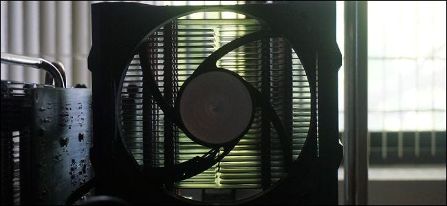 How Much Better Are Aftermarket CPU Coolers Than Intel's