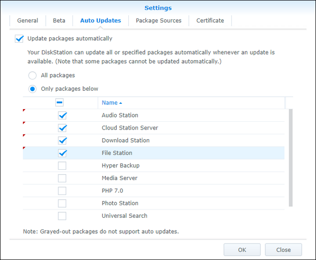 How to Manually and Automatically Update Your Synology NAS