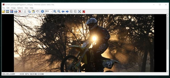 Why You Should Replace Windows' Default Image Viewer With