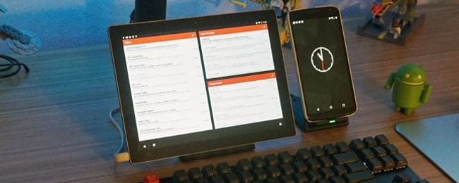 How to Turn an Android Tablet Into a Desktop Notification Center