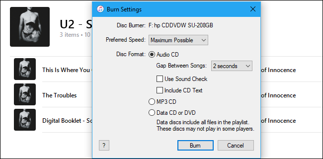Why Can I Only Burn 80 Minutes of Music to a CD if My MP3s Take Up