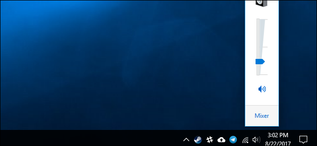 How to Get the Old Volume Control Back on Windows 10