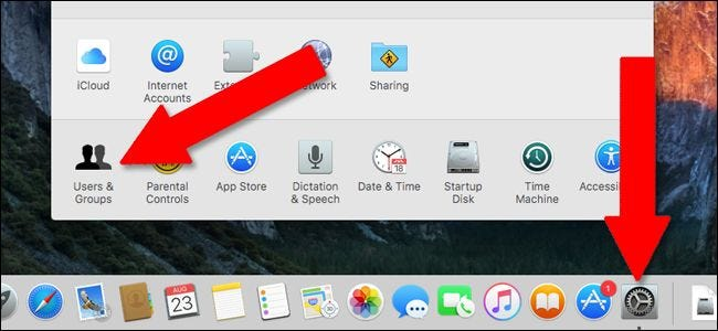 Enabling the Guest Account in macOS