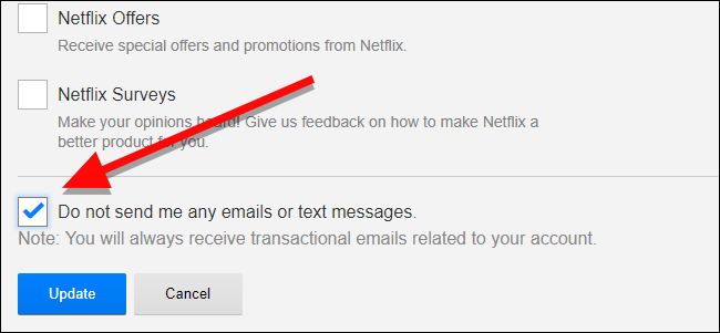 How to make an account on netflix app