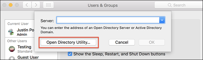 What Is opendirectoryd, and Why Is It Running on My Mac?