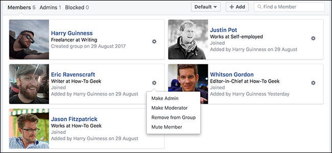 How to Make Someone an Admin or Moderator in Your Facebook Group