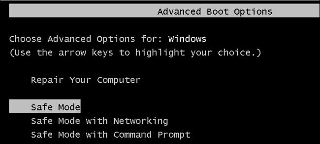 Cách Kích Hoạt Chế Độ An Toàn Trong Windows 10 - AN PHÁT