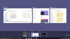 How to Use Virtual Desktops in Windows 10