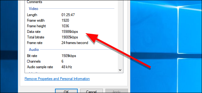 How to Find a Video\'s Bitrate in Windows and macOS