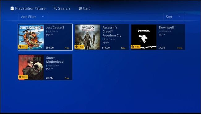 Every Month Sony Offers Several Free To Ps Plus Subscribers Sometimes Known As Instant Collection During The These Are