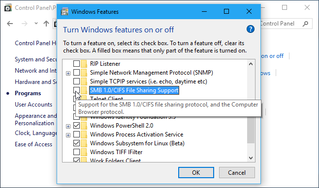 How to Disable SMBv1 and Protect Your Windows PC From Attack