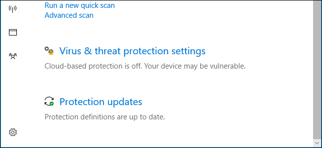 how do windows defender s automatic sample submission and cloud