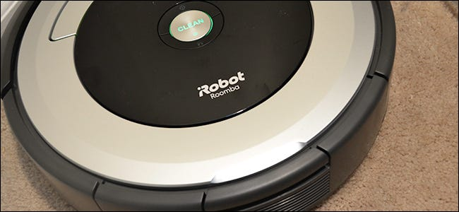 How to Set Up Your Wi-Fi Connected Roomba